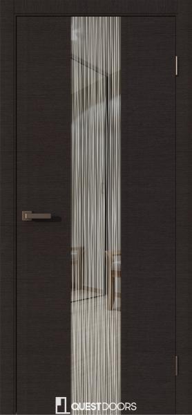 ДО Экзотика 6Е графитовое зеркало венге горизонт