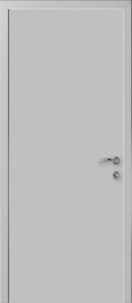 ДГ KAPELLI модель classic гладкая серая RAL 7035