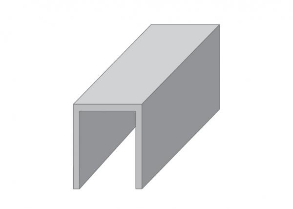 Профиль А-6 под поводок (1,8м)