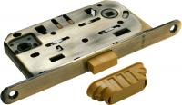 Защелка магнитная сантехническая MORELLI M1895 AB, цвет -бронза