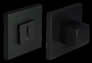 Завертка сантехническая MORELLI MH-WC-S6 BL Цвет - Чёрный
