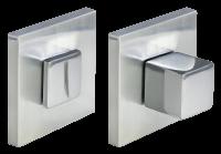 Завертка сантехническая MORELLI MH-WC-S6 SC Цвет - Матовый хром