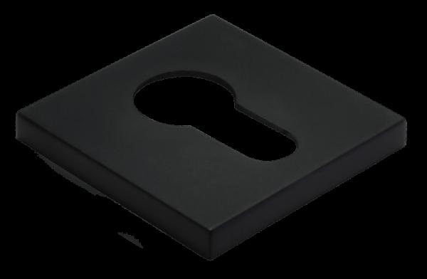 Накладка под цилиндр квадратная MORELLI MH-KH-S6 BL