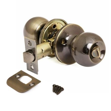 AVERS 6072-03-AB бронза Защелка дверная