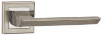 Ручка раздельная Punto (Пунто) BLADE QL SN/CP-3 матовый никель/хром