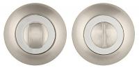 Punto (Пунто) BK6 TL SN/CP-3 матовый никель/хром, Ручка поворотная