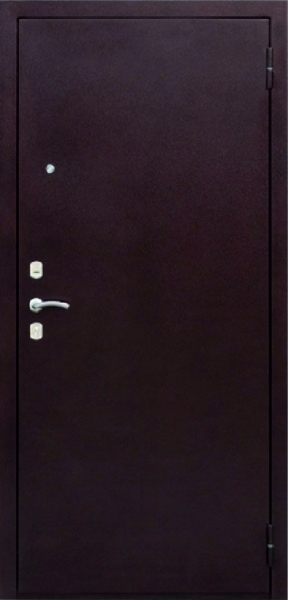 ДМ Ампир зеркало Венге — дверь входная