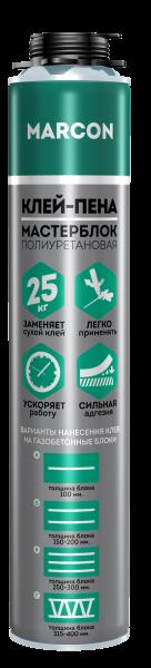 """Клей монтажный """"МАСТЕРБЛОК"""""""