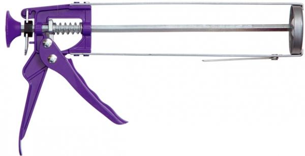"""Пистолет для герметика скелетный усиленный с противокапельной системой No-drop """"Blast"""""""